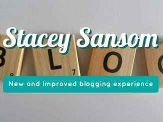 I am Stacey Sansom | This is my experience | staceysansom.com