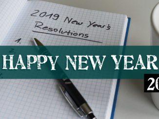 Happy New Year   2019   Blog   Stacey Sansom