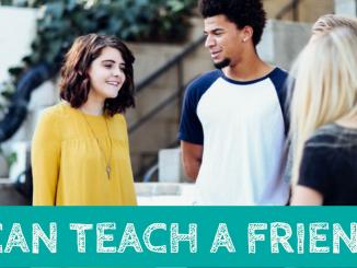 BYU-I Pathway Teach a Friend Assignment
